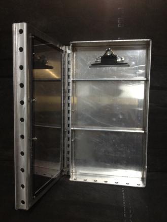 Lock Box for James Hardy