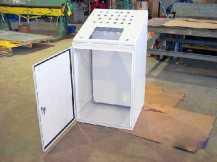 Aluminum Holder Snort Panel