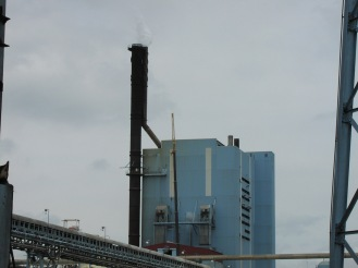 Paper Mill #3 Recovery Boiler Stack 316L SS Cap