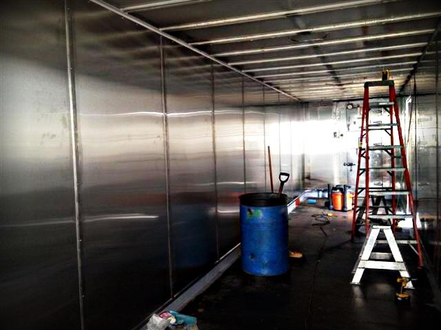 Mobile kitchen trailer 3