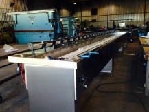 Domtar PM Inspection Table