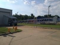 Conveyor Frame and Hopper