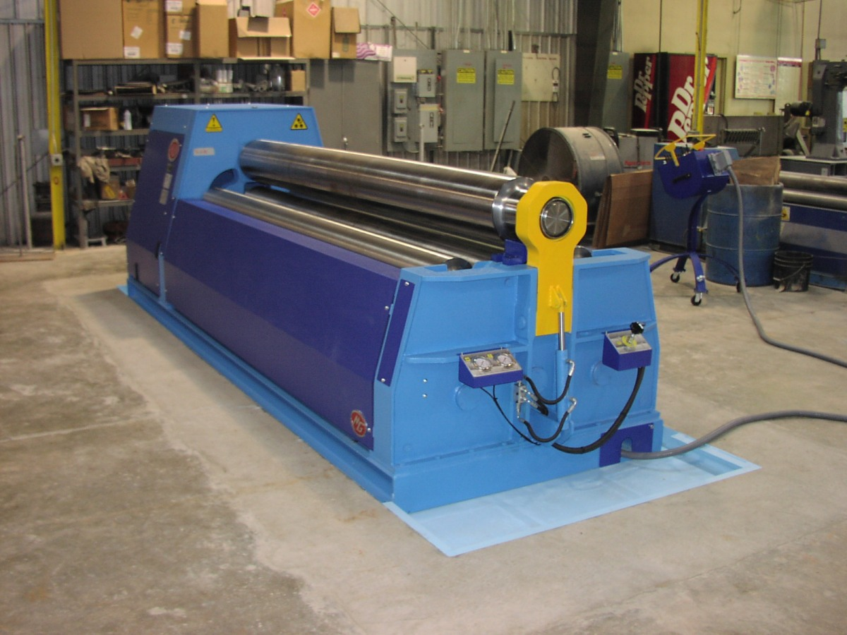 Heller Plate Roll