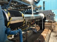 Drive shaft guard for vacuum pump