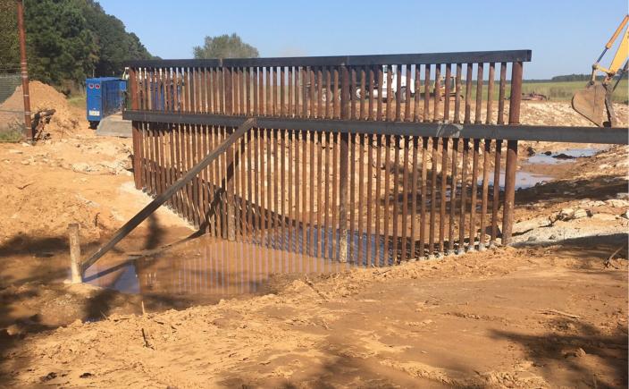 Texarkana Regional Airport safety fence